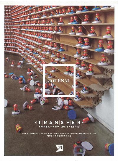 Transfer Korea-NRW 2011/12/13: Journal - Cover