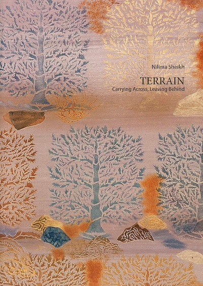 Nilima Sheikh: Terrain: Carrying Across, Leaving Behind - Cover