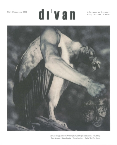 di'van | A Journal of Accounts (All Holdings)