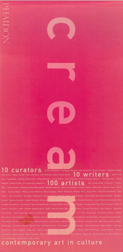 Cream: Contemporary Art in Culture - Cover