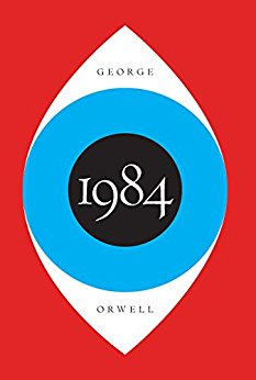 Image: Cover of <i>Nineteen Eighty-Four</i> by George Orwell.