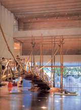 Cai Guoqiang, 1999