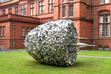 27 Light Years, Subodh Gupta, 2007. Commissioned by Shisha.