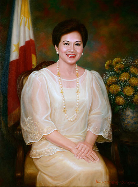 Image: Corazon Aquino. Photo: Bucayu, from Wikimedia Commons.
