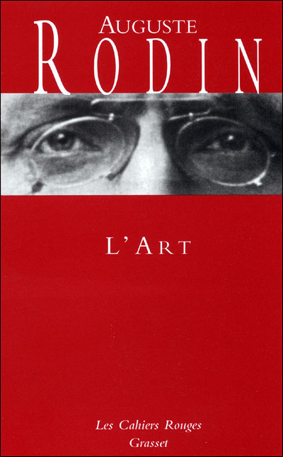 Image: Cover of <i>L'Art</i> by Auguste Rodin.
