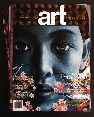 Art+ Magazine (All holdings in AAA)