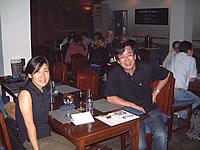 Yasuko Furuichi and Akira Tatehata