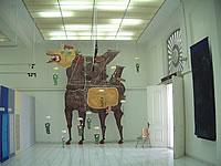 Trojan Horse, Heri Dono