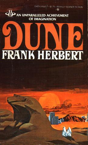 Image: Cover of <i>Dune</i> by Frank Herbert.