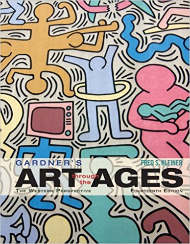 Image: Cover of <i>Gardner's Art Through the Ages</i> by Fred S. Kleiner.