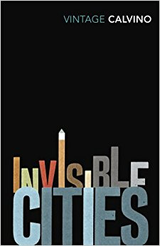 Image: Cover of <i>Invisible Cities</i> by Italo Calvino.