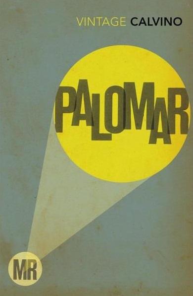 Image: Cover of <i>Mr Palomar</i> by Italo Calvino.