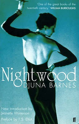 Image: Cover of <i>Nightwood</i> by Djuna Barnes.