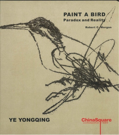 Image: Cover of <i>Paint a Bird: Paradox and Reality</i> by Ye Yongqing.