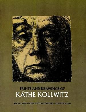 Image: Cover of <i>Prints and Drawings of Kathe Kollwitz</i>.