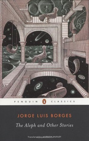 Image: Cover of <i>The Aleph</i> by Jorge Luis Borges.