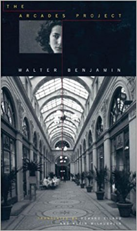 Image: Cover of <i>The Arcades Project</i> by Walter Benjamin.