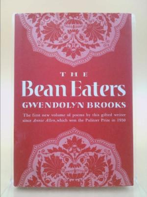 Image: Cover of <i>The Bean Eaters</i> by Gwendolyn Brooks.
