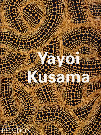 Image: Cover of <i>Yayoi Kusama</i>, 2000.