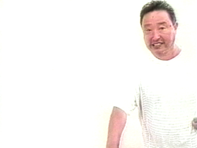 "Shigeko Kubota. ""April is the Cruelest Month"", 1999."