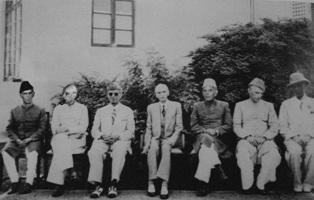 Imran Channa, <i>Find the real Jinnah</i>, 2009, digital print, image courtesy of the artist.