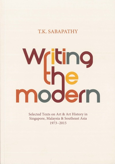 Writing the Modern