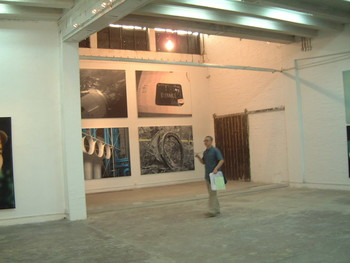 Art on the Move (Exhibition photographs)