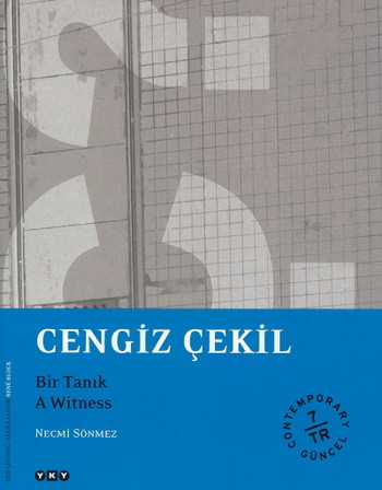 Cengiz Çekil: A Witness - Cover