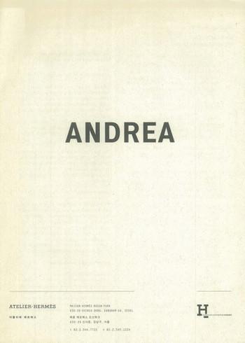 Andrea - Cover