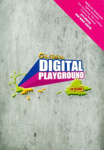 Global Digital Playground in Island - Cover