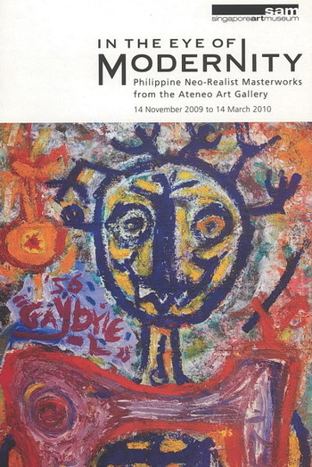 In the Eye of Modernity: Philippine Neo-Realist Masterworks from the Ateneo Art Gallery - Cover