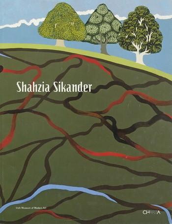 Shahzia Sikander - Cover