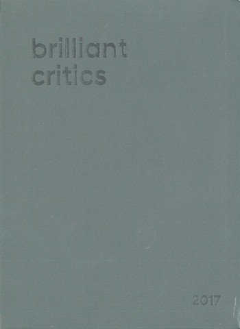 brilliant critics 2017