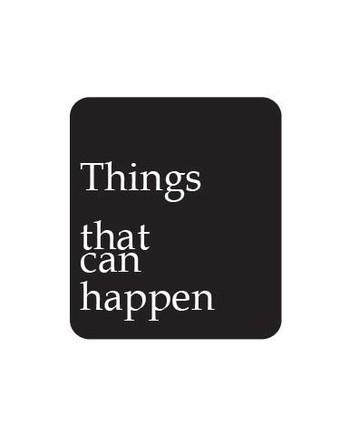 Things That Can Happen_Logo