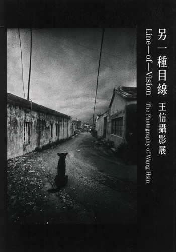 Line—of—Vision: The Photography of Wang Hsin - Cover