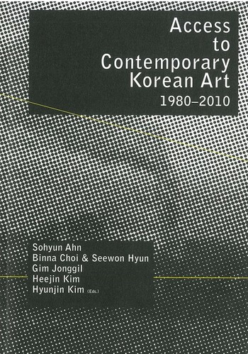 Access to Contemporary Korean Art 1980-2010