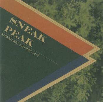 Sneak Peak: Ateneo Art Awards 2012 - Cover
