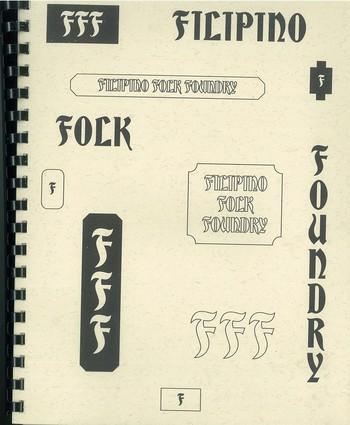Filipino Folk Foundry