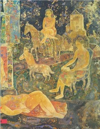 Sakti Burman: Uncertain Legends
