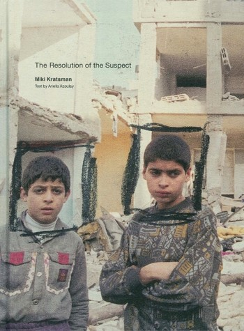 The Resolution of the Suspect - Cover