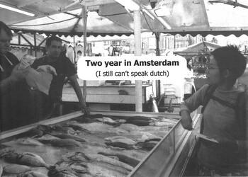 Two year in Amsterdam (I still can't speak dutch)