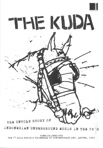 The Kuda: The Untold Story of Indonesian Underground Music in The 70's
