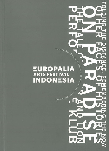 Europalia Arts Festival Indonesia