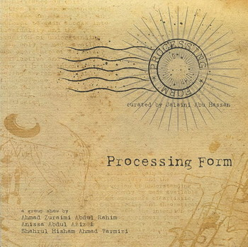Processing Form - Cover