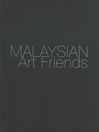 Malaysian Art Friends - Cover