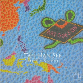 Tan Nan See: Artist's Sojourn - Cover