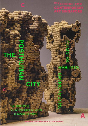 The Posthuman City