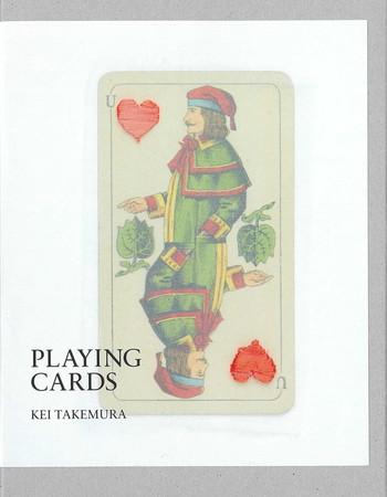 Playing Cards: Kei Takemura
