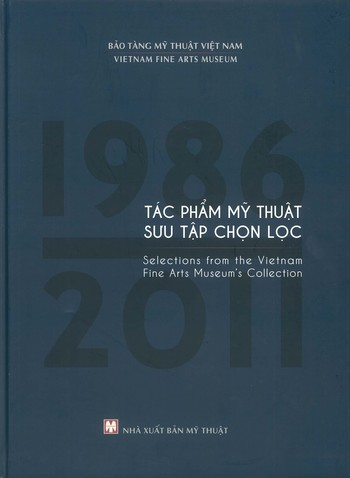 Art Works 1986-2011 Selections from the Vietnam Fine Arts Museum's Collection_Cover