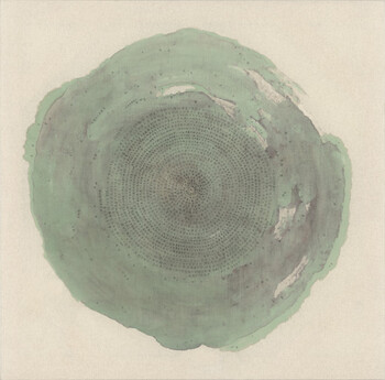 CharweiTSAI, <i>We Came Whirling Out of Nothingness XII–VII</i>,2021. Generously donated by the artist.